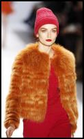 Toffee Fur Jacket