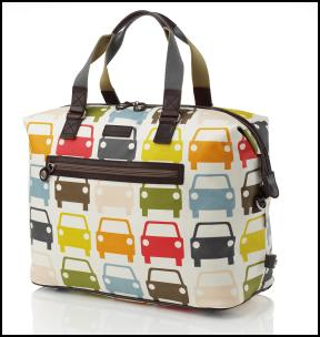 Orla Kiely Multi Car Large Tote - Debenhams AW11/12 Tripp Luggage.