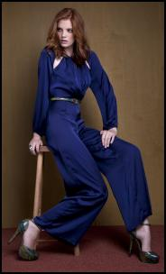 Primark Blue Jumpsuit.