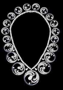 Van Cleef & Arpels -  Diamond Necklace.