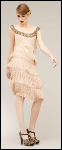 Glamazonian Fringe Dress.