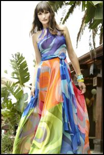 M&Co Boutique Womenswear Maxi Dress.