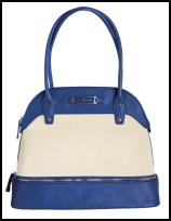 J Jeans By Jasper Conran Blue Kettle Bag.