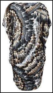 Fashion Union SS12 Tribal Print Loose Dress.