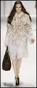 Fur Coat By Mendel.