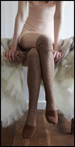 Plumo Legwear - Thick Tights.