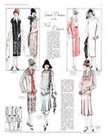 Page from McCall's Pattern Images - August 1925