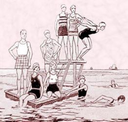 1928 Swimwear