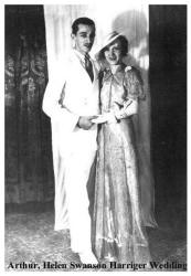 Arthur and Helen - Wedding Day 1937