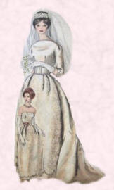 1960 vogue dress pattern 4139