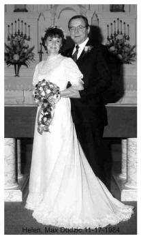 You May Remember This Bride From Her Wedding In 1953 Helen Was Widowed After 20 Years And Single Again For 10 Before Marrying Second Husband
