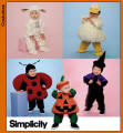 Simplicity.com sewing pattern number 4453 - Ladybird