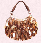 This large roomy sequin bag is from sparklingaccessories.com