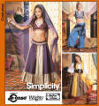 Simplicity.com sewing pattern number 5357 - Belly Dancer