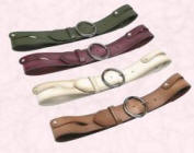 Benetton belts in assorted colours