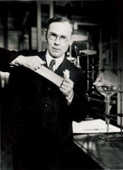 Wallace Carothers the inventor of Polyamide/Nylon.