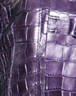 fashion fabric, Gucci skin in the colour of fall 2006 - Purple