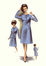 Mid 1960s A-line style