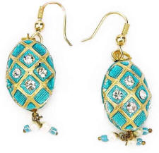 Indian Jewellery Lac Earrings
