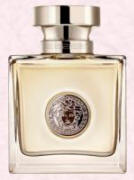 Versace new fragrance from Harrods