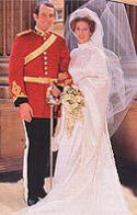 Her Royal Highness the Princess Anne married Lieutenant Mark Phillips on November 14, 1973.