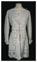 Edwardian Cutwork Jacket.