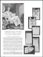 Good Housekeeping Images 1932  Lingerie
