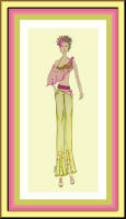 Fashion design 5  by Deepti Mishra