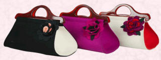 Buckles and bows doctor bags