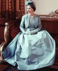 Official portrait of Queen Elizabeth II