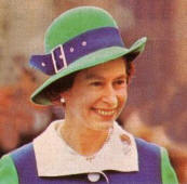 The Queen's Hats to the Mid 1970s