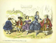 1858 Pantaloons and Pantelettes