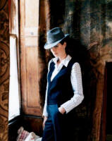 Laura Ashley Trilby.