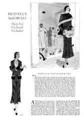 Suits - October 1930 - Good Housekeeping Fashion Images 4