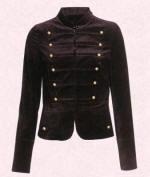Primark velvet jacket at £15.