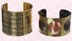 Cuff bangles - Medieval within Freedom at TopShop jewellery collections
