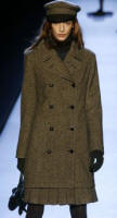 Tweed Coat by Herm�s - 2007 Fashion History.