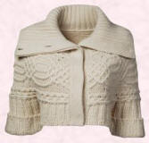 Monsoon Autumn Winter 2007 - In Store October 2007 Cassie Cable Cardigan - �60/�95