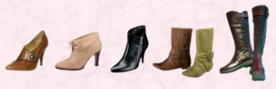 Dune Tan demi shoe Pitch, �80 or �115;  French Connection Taupe leather ankle boot �115  ; J Jeans by Jasper Conran 3 buckle boot �55/�85 ; Shellys Shoes  Bonita Buckled Ankled Boot �75 Colour: Black/ Tan/ Blue/ Red.