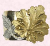 New Look Autumn/Winter 07/08 Collection of Cuffs - Oak leaf cuff £8/11