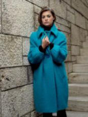 Designers at Debenhams- Betty Jackson Coat   - 2007 Fashion History.