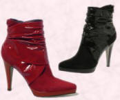 Pair of ankle boots like these two left from Dune.