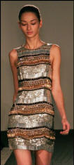 Swarovski CRYSTALLIZED� dress from Sinha Stanic