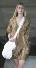 Parka dress Oasis Catwalk Show SS07.