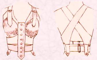 Bra History – Bras and Girdles – A Fashion History ...