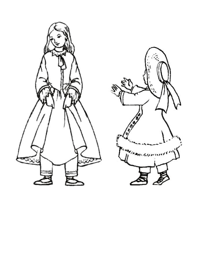 Children in Costume History 185060
