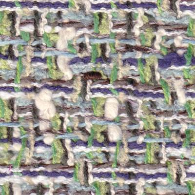 Tweed fashion fabrics in fashion history 2004