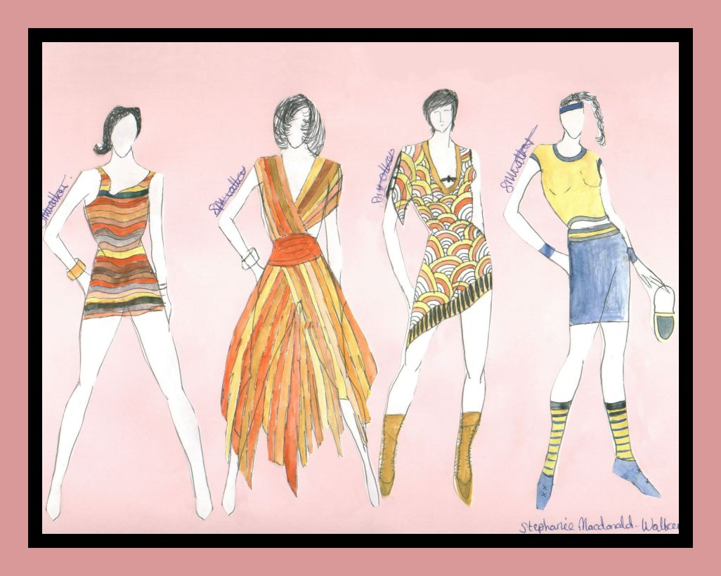 Fashion Drawing Gallery 6 Fashion History Costume Trends And Eras