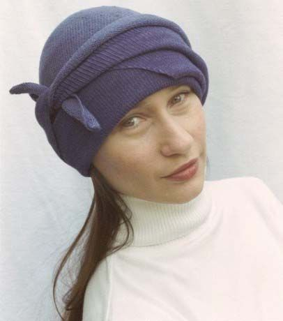 Constance Willems Knitted Hats Fashion History Costume Trends And