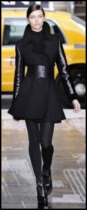 DKNY Black Fashion.